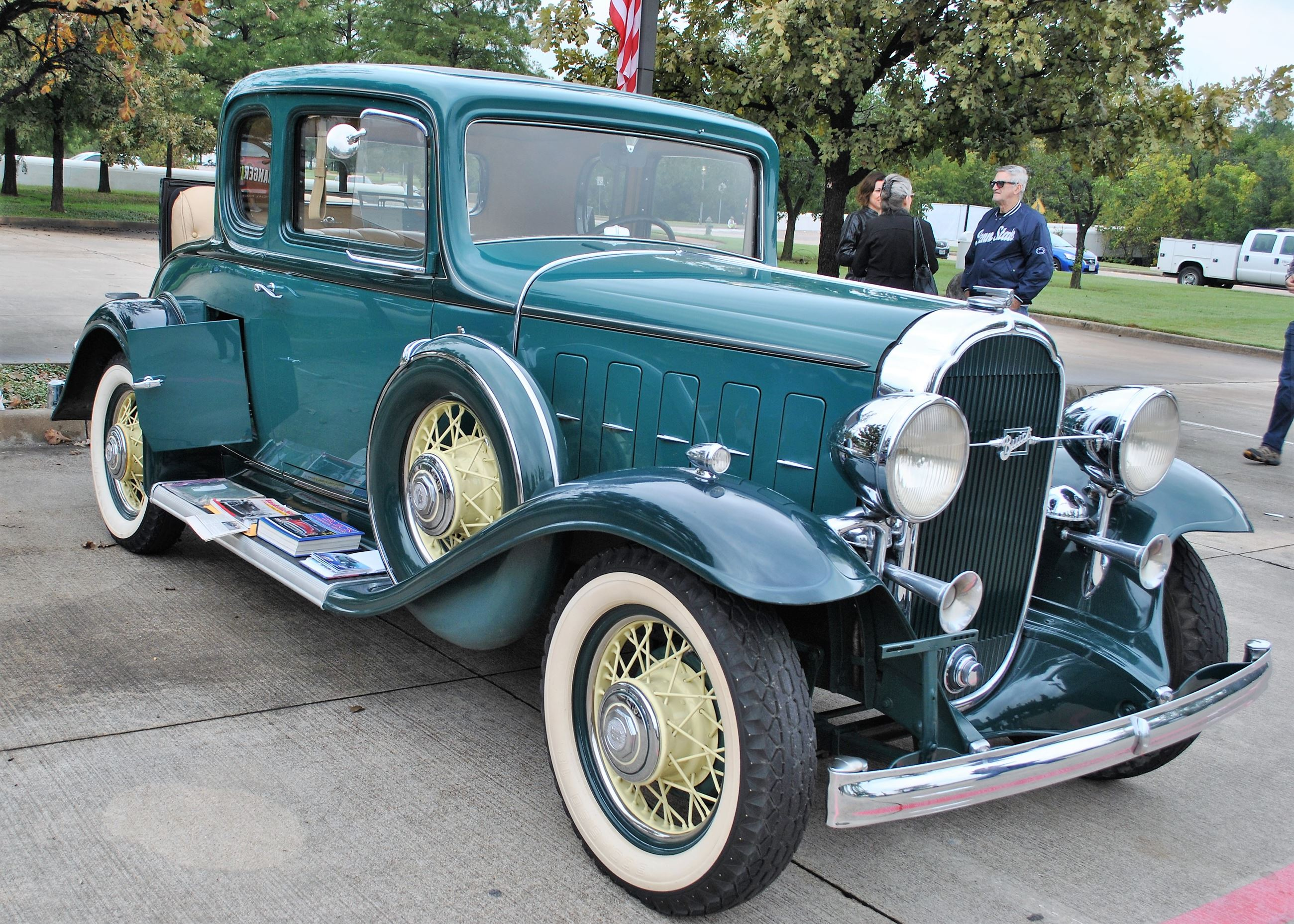 Buick Green Coupe (2)
